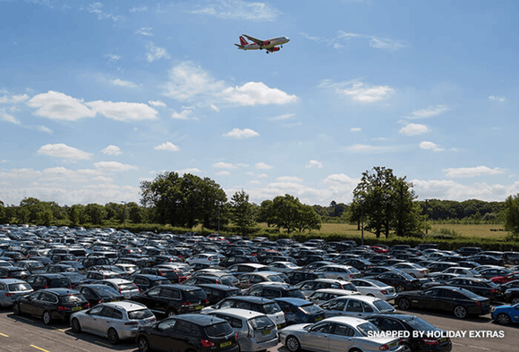 Heathrow Airport Park and Ride